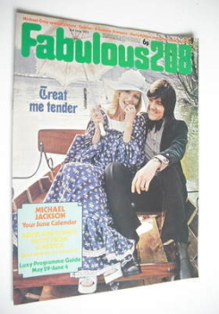 Fabulous 208 magazine (2 June 1973)