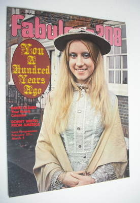 <!--1973-03-03-->Fabulous 208 magazine (3 March 1973)