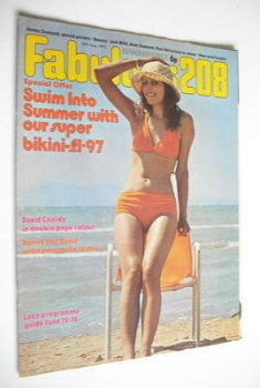 Fabulous 208 magazine (16 June 1973)