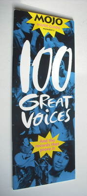 MOJO supplement - 100 Great Voices