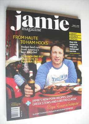 <!--0002-->Jamie Oliver magazine - Issue 2 (March/April 2009)