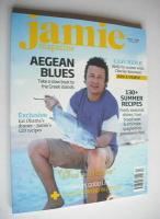 <!--0004-->Jamie Oliver magazine - Issue 4 (July/August 2009)