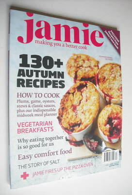 <!--0013-->Jamie Oliver magazine - Issue 13 (September/October 2010)