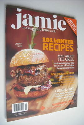 <!--0015-->Jamie Oliver magazine - Issue 15 (January 2011)
