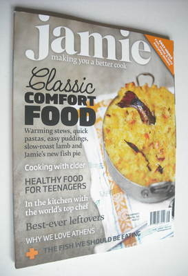 <!--0016-->Jamie Oliver magazine - Issue 16 (February 2011)