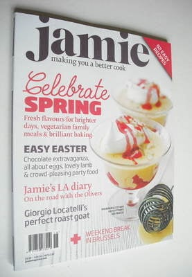 <!--0018-->Jamie Oliver magazine - Issue 18 (April/May 2011)