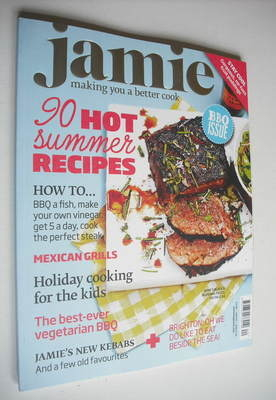 <!--0020-->Jamie Oliver magazine - Issue 20 (June/July 2011)