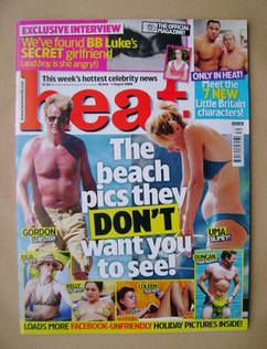 <!--2008-07-26-->Heat magazine - The Beach Pics They Don't Want You To See!