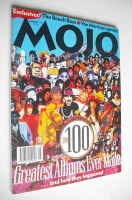 <!--1995-08-->MOJO magazine - The 100 Greatest Albums Ever Made cover (August 1995 - Issue 21)