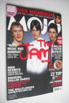 MOJO magazine - The Jam cover (November 2012 - Issue 228)