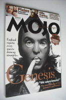<!--2001-03-->MOJO magazine - Genesis cover (March 2001 - Issue 88)