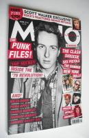 <!--2006-06-->MOJO magazine - Joe Strummer cover (June 2006 - Issue 151)