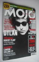 <!--2007-01-->MOJO magazine - Bob Dylan cover (January 2007 - Issue 158)