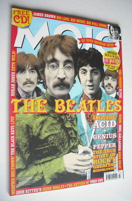<!--2007-03-->MOJO magazine - The Beatles cover (March 2007 - Issue 160)