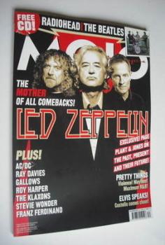 MOJO magazine - Led Zeppelin cover (December 2007 - Issue 169)