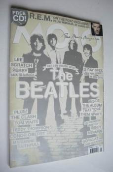 MOJO magazine - The Beatles cover (September 2008 - Issue 178)