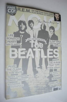 <!--2008-09-->MOJO magazine - The Beatles cover (September 2008 - Issue 178