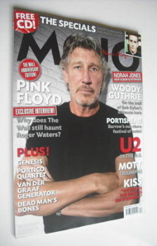 MOJO magazine - Roger Waters cover (December 2009 - Issue 193)