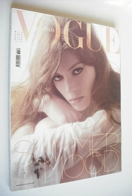 <!--2006-05-->Vogue Italia magazine - May 2006 - Heather Bratton cover
