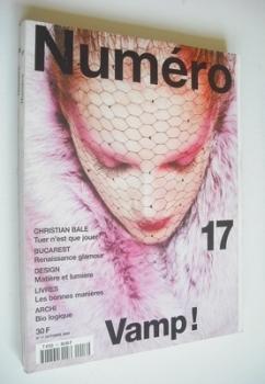 Numero magazine - November 2000 - Kristina Tsirekidze cover