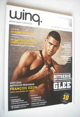 <!--2010-08-->Winq magazine (August 2010)