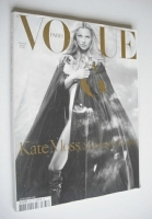 <!--2005-12-->French Paris Vogue magazine - December 2005 / January 2006 - Kate Moss cover