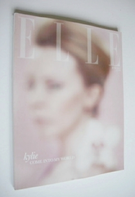 <!--2010-06-->British Elle magazine - June 2010 - Kylie Minogue cover (Subs