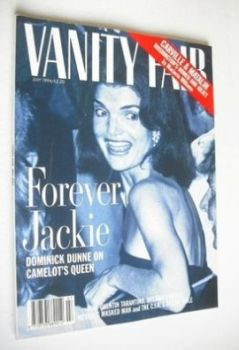<!--1994-07-->Vanity Fair magazine - Jackie Kennedy Onassis cover (July 1994)