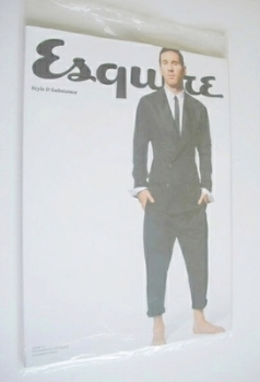 Esquire magazine - Leo Messi cover (March 2013 - Subscriber's Issue)