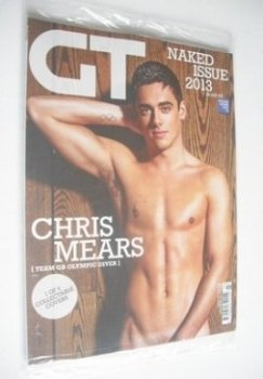 Gay Times magazine - Chris Mears cover (March 2013)