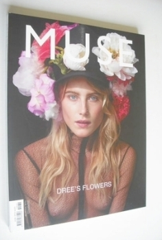 Muse magazine - Fall 2012 - Dree Hemingway cover
