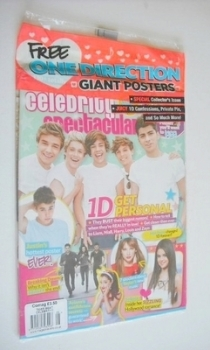 <!--2012-12-->Tiger Beat magazine - Winter 2013 - One Direction cover