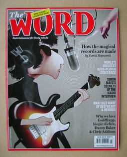 <!--2010-03-->The Word magazine - Bob Dylan cover (March 2010)