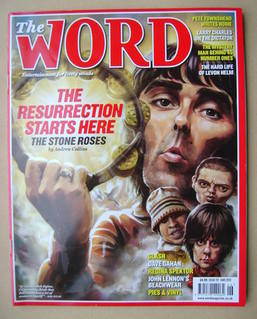 <!--2012-06-->The Word magazine - The Stone Roses cover (June 2012)