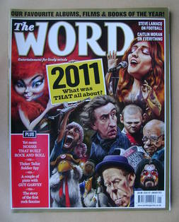 <!--2012-01-->The Word magazine - January 2012