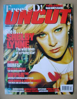 Uncut magazine - Shelby Lynne cover (February 2000)