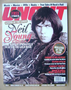 <!--2003-07-->Uncut magazine - Neil Young cover (July 2003)