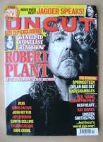 <!--2007-11-->Uncut magazine - Robert Plant cover (November 2007)
