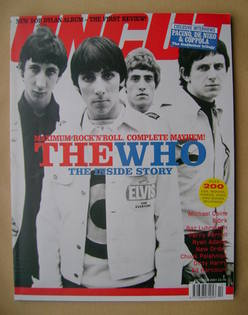 Uncut magazine - The Who cover (October 2001)