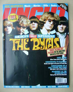 <!--2003-08-->Uncut magazine - The Byrds cover (August 2003)