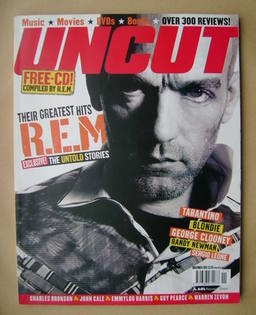 <!--2003-11-->Uncut magazine - Michael Stipe cover (November 2003)