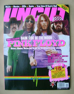 <!--2003-06-->Uncut magazine - Pink Floyd cover (June 2003)