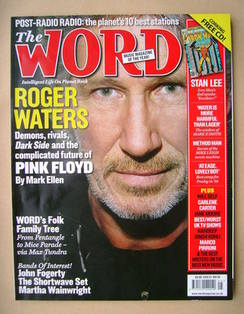 <!--2008-05-->The Word magazine - Roger Waters cover (May 2008)