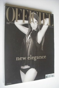 <!--2002-10-->L'Officiel Paris magazine (October 2002 - Jessica Miller cover)