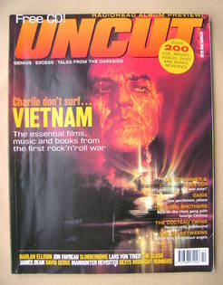 <!--2000-10-->Uncut magazine - October 2000