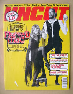 <!--2003-05-->Uncut magazine - Fleetwood Mac cover (May 2003)