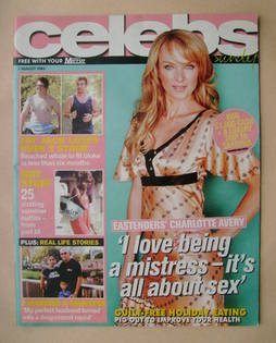 Celebs magazine - Charlotte Avery cover (7 August 2005)