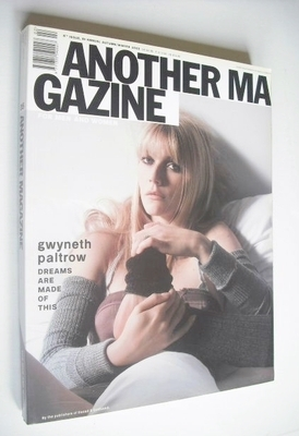 <!--2003-09-->Another magazine - Autumn/Winter 2003 - Gwyneth Paltrow cover