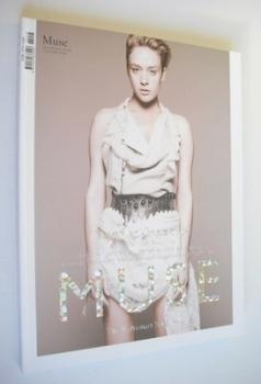<!--2009-08-->Muse magazine - Summer 2009 - Chloe Sevigny cover