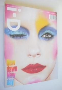 i-D magazine - Jessica Stam cover (September 2004)
